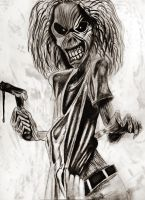Iron maiden killers by psychopathic-jad