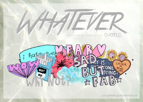 Whatever Overlays {pngs} by JustOurFeelings