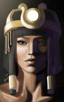 Cleopatra by rere666