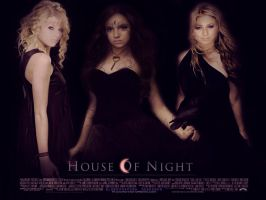 House of night mega poster by zvunche