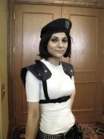 EXP10 Jill Valentine by Group-Photos