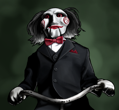 Jigsaw by AnatomicalBomb
