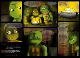 TMNT At Heart- CH2 - PG7 by DogmaticLoki
