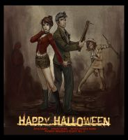 Happy Silent Hilloween by artsangel