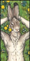 Bookmark - Spring Salad by BloodhoundOmega