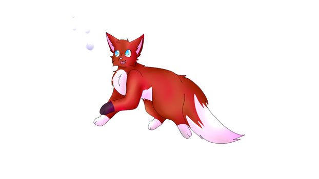 Shadowheart looking at bubbles update by petsjrh