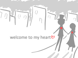 Welcome to my heart by wishd0ll