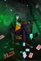 Female Joker cosplay 9 by HydraEvil
