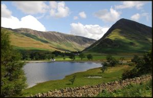 Buttermere by gwenoder