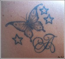 ButterFly Tatoo by ale-ari