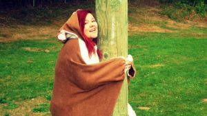 Flying Squirrel Outfit! by ShesAPiratee