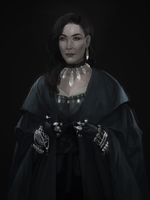 Yennefer by adelruna