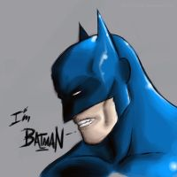 I'm Batman by cmico2