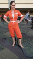 Megacon Chell by kingofthedededes73
