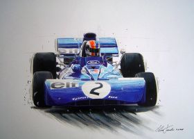 Cevert at Monaco by klem