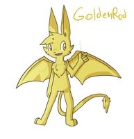 Goldenrod by Snow-ish