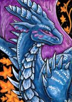 Selianth aceo by Kirsch-vanderWit
