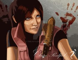 Claire Redfield (not ready) 2 by ThelastA