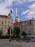 Zizkov Television Tower 4 by IsK4nD3R