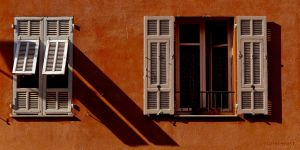 windows on the wall by ildiko-neer