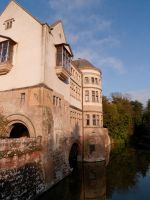 Coombe Abbey Moat by WestLothian