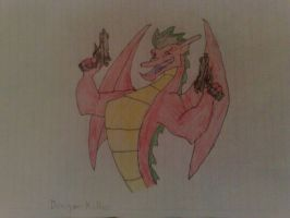 american dragon pose 14 by dragonkiller38