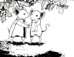 Mouse Guard Love by forevergeek