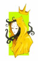 Something Yellow - A Hastur Skecth by ByNax