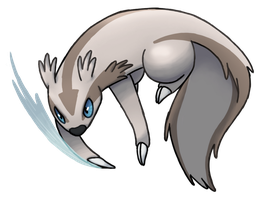 Day 13: Linoone by BananaPistol