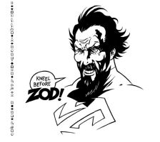 kneel before zod by bolsitamarsupial