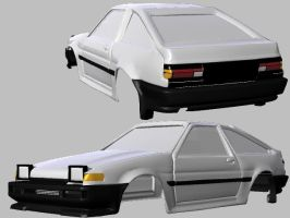 Trueno by daronzo83