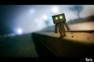 Adventures of Danboard 26 by ArtbyVins