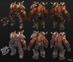 Garrosh - Construction image by Goraaz