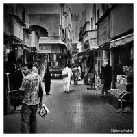 Inside the souk by TheDoorOfTime