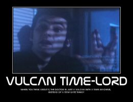 Vulcan Time-Lord by kabuyenku-raida