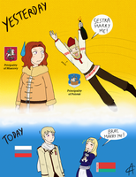 APH - Yesterday and today by TonyCocchi