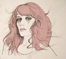 Florence Welch by bec1989