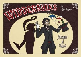 Widdershins Cover Page by kojiro