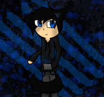 Human Crowfeather by TheSlendermanIsHere