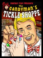 The Candyman's Tickle Shoppe by Fantasy-Play