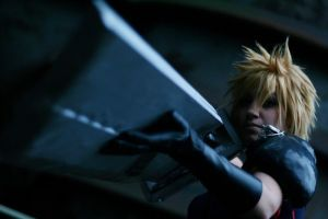 Final Fantasy VII by X-Tira-Misu-X