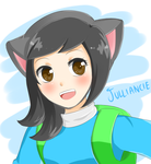 Julliancie by athilove101