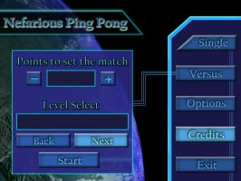 Nefarious Ping Pong - Game by silver6162