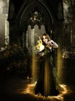 Witch by tryskell