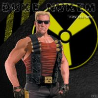 Duke Nukem by noklue