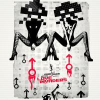 THE LOVE INVADERS by gartier
