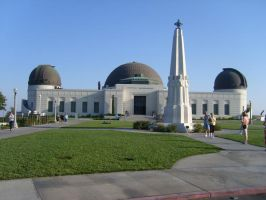 Griffith Observatory by girladrencodephoenix