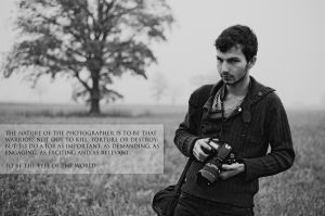 The nature of the photographer by chirilas