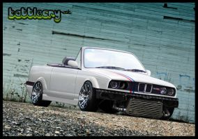 BMW E30 WhiteAngel - BattleCry by Battle-Cry-TR