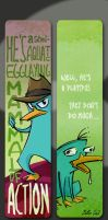 Perry the Platypus by DragonBeak